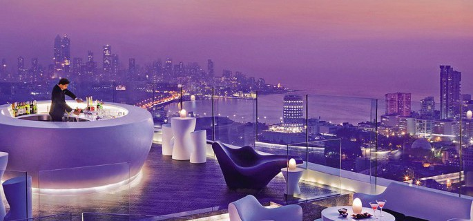 Luxxo Five Of The World S Hottest Hotel Rooftop Bars