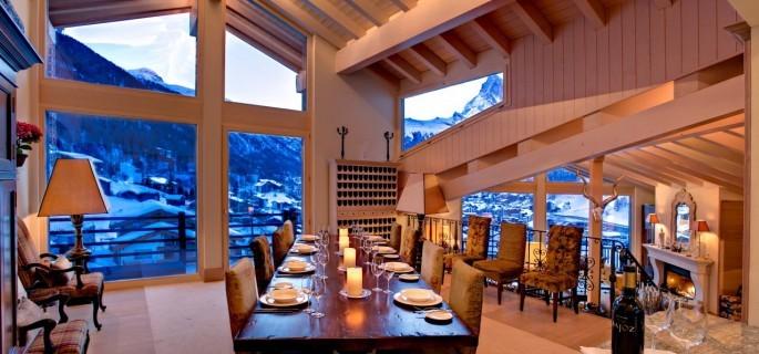 Chalet Grace, Zermatt, Switzerland