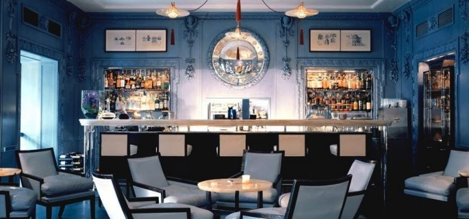 LUXXO - NINE OF LONDON'S COOLEST BARS