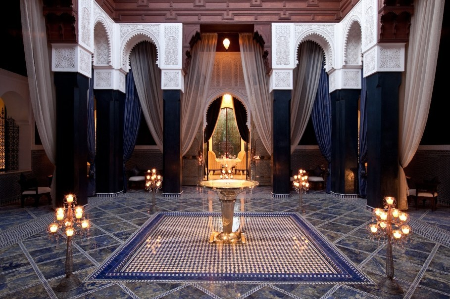 Marrakech: The Hot 5