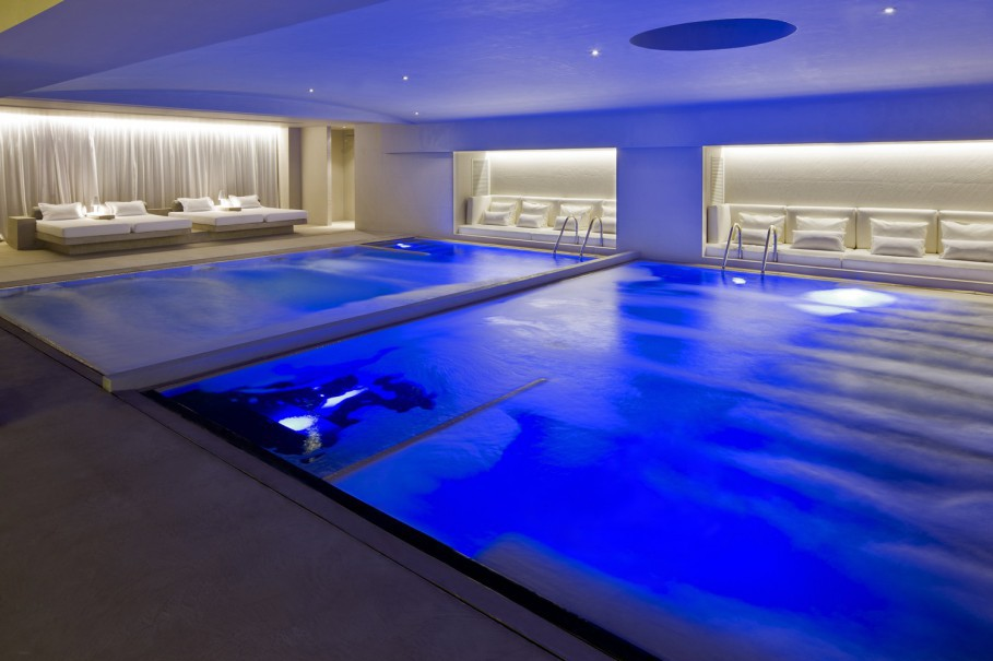 Spa review: Revival Spa at The Hotel Aguas De Ibiza, Ibiza