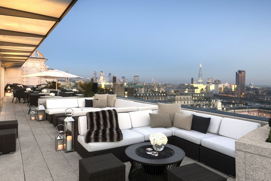 LONDON'S FINEST ROOFTOP BARS